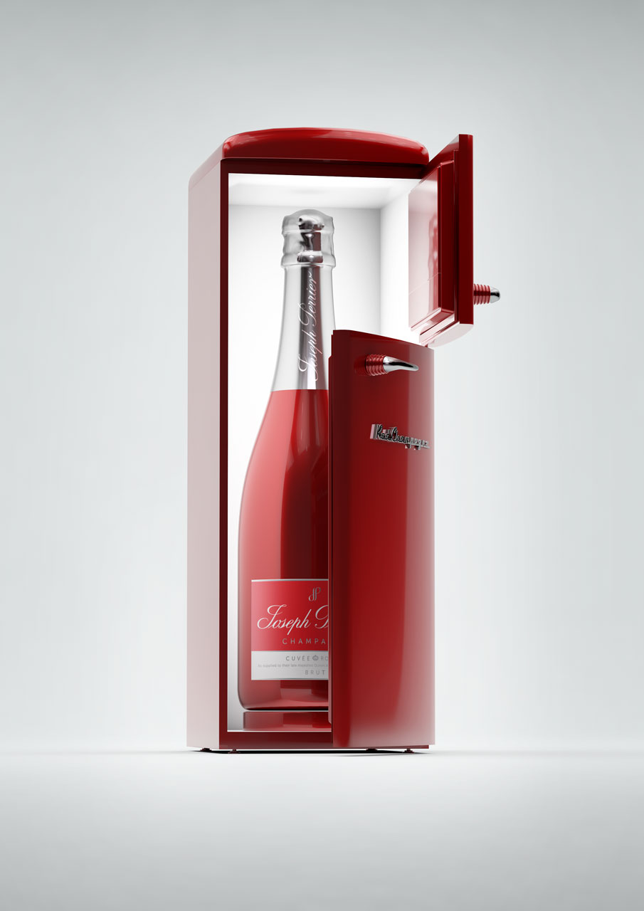 red-champgne